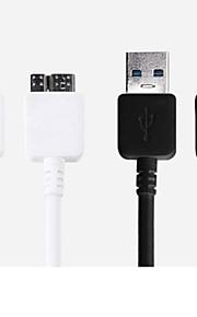 サムスンのギャラクシーノート3 / S4 / S3 / S2および他の携帯電話(アソートカラー)用のUSB同期と充電ケーブル