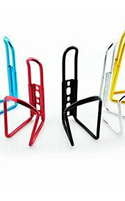 Water Bottle Cage Cycling / Bike / Mountain Bike / MTB / Road Bike Aluminium Alloy Red / Blue / Golden