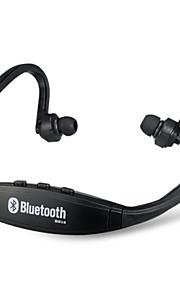 I øret Trådløs Hodetelefoner Elektrostatisk Plast Sport og trening øretelefon Med volumkontroll / Med mikrofon Headset