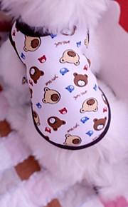 Cat Dog Shirt / T-Shirt Dog Clothes Cosplay Wedding Cartoon Rainbow Costume For Pets