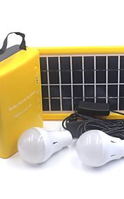 Lanterner & Telt Lamper LED 110 Lumen 1 Tilstand - Genopladelig Camping/Vandring/Grotte Udforskning Rejse Multifunktion