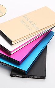Magnesy - Spersonalizowane Prezent - Aluminium - Czarny / Niebieski / Fioletowy / Złoty / Srebrny -