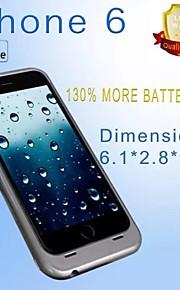 4000mAh ekstern bærbare backup batteri tilfældet for iphone6