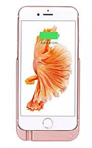 7000mAhpower bank eksternt batteri Multi-udgange Inkluderer stativ Batterietui til iPhone 7000 1000Multi-udgange Inkluderer stativ