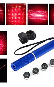 Laser Vermelho - Tipo Lanterna - de Liga Alumínio