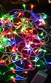 youoklight® multi-color rgb 180-светодиодные / декоративные строковые огни (18-метровый / ac220-240v)