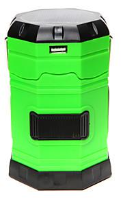 Lanterner & Telt Lamper LED 1000 Lumen 1 Tilstand - AA Genopladelig Højstyrke Nødsituation Super let Camping/Vandring/Grotte Udforskning