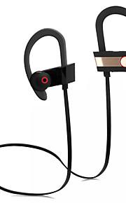 Q7 I øret Trådløs Hodetelefoner Piezoelektricitet Plast Sport og trening øretelefon Med volumkontroll / Med mikrofon / Støyisolerende