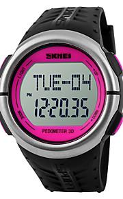 Sports Watch Multifunction Electronic Pedometer Heart Heartbeat Male Watch Female Watches