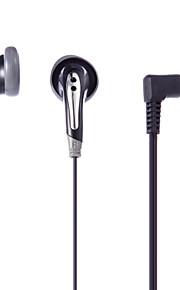 EARBUD Med ledning Hodetelefoner Balansert armatur Plast Mobiltelefon øretelefon Headset
