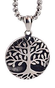 livets træ smykker vedhæng halskæde
