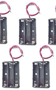 SENDAWEIYE battery AAA حالات البطارية 3PCS 4.5V