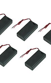 SENDAWEIYE AA battery batterij Cases 2PCS 4.5V