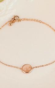 anklet / armbånd forme funktionen materiale materiale vist farve kvinders smykker mængde