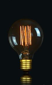 bofa g80 lamp 13ak 40w antique silk edison bubble ball (85v-265v)
