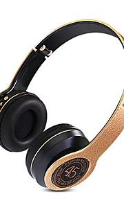 P47 På örat Trådlös Hörlurar Dynamisk Plast Mobiltelefon Hörlur Med volymkontroll / mikrofon headset