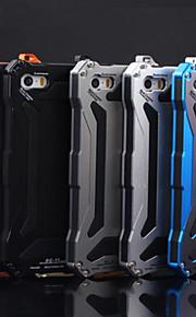 Kılıf Na Apple iPhone 7 Plus iPhone 7 Wodoszczelny Odporne na kurz Odporne na wstrząsy Pełne etui Zbroja Twarde Metal na iPhone 7 Plus