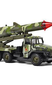 풀 백 미니어쳐 차량 군사차량 장난감 노블티 버스 메탈 클래식&타임레스 조각 남아 어린이날 선물