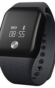 tempo proprietário a88 + bluetooth bracelete inteligente pressão sanguínea oxigênio ritmo cardíaco monitor de sono chamada / mensagem lembrete