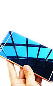 høy kvalitet skjermbeskytter membran herdet glass film 9h farge plating eksplosjonssikkert for iphone 6s / 6