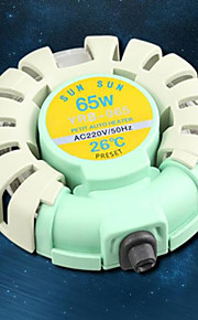 Acquari Riscaldatori 65W 220V Metallo