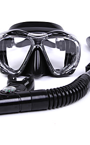 Snorkeling Packages Diving / Snorkeling Glass Rubber silicone-WHALE