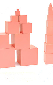 Brinquedo Educativo Brinquedos Forma Cilindrica Torre Crianças 1 Peças