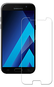 Screen Protector for Samsung Galaxy A5(2017) Tempered Glass 1 pc Front Screen Protector 9H Hardness / Explosion Proof