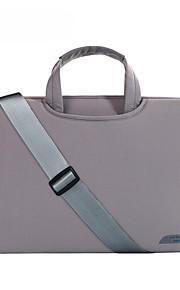 Sacs à Bandoulière / Sacs à Main Couleur Pleine Textile pour MacBook Pro 13 pouces / MacBook Air 13 pouces / MacBook Air 11 pouces