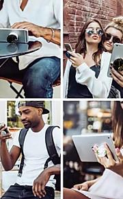 Desk Universal / Mobile Phone Mount Stand Holder Adjustable Stand / 360° Rotation Universal / Mobile Phone Polycarbonate Holder