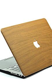 MacBook Etuis Apparence Bois Polycarbonate pour Macbook