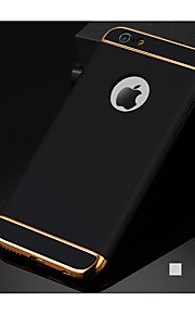 Kılıf Na Apple iPhone 7 Plus / iPhone 7 Ultra cienkie Czarne etui Jendolity kolor Miękkie PC na iPhone 7 Plus / iPhone 7 / iPhone 6s Plus