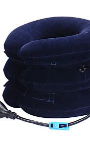 Hoofd & Nek nek Massage Apparaat Handleiding Nektractie-apparaat Luchtdruk Opgeblazen Verlicht pijn in nek en schouders Neksteun