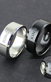 producenci pierścieni stalowych zjednoczonych państw i spersonalizowany trend męskiego podwójnego pierścienia stożkowego sprawnie dominują sprzedawcy