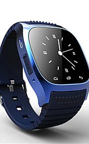 Homens Digital Relógio de Pulso Impermeável Borracha Banda Amuleto Fashion Preta Branco Azul