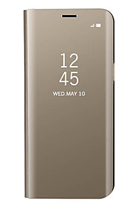Case For Samsung Galaxy A5(2017) / A3(2017) Plating / Mirror / Flip Full Body Cases Solid Colored Hard Metal for A3(2017) / A5(2017) / A7(2017)