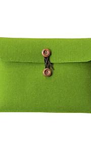 Wol viltcomputer liner pakket notebook beschermhoes 17 inch