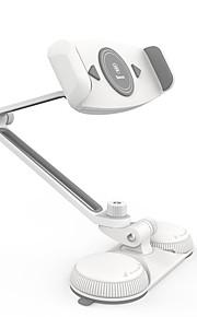 Bilar Mobiltelefon Surfplatta stativ 360-graders rotation Universell ABS Hållare