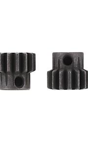 Motorer El teknik Fjernstyrede biler /buggy / lastbiler Generel Metallisk Aluminium