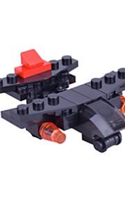 Byggeklodser Plane Legetøj Luftfartøj Køretøjer Stk. Gave
