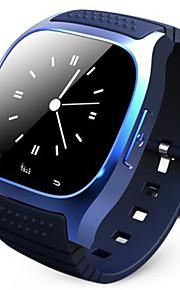m26 bluetooth запястье smartwatch водонепроницаемый smartwatch звонок музыка шагомер фитнес трекер для Android смартфон
