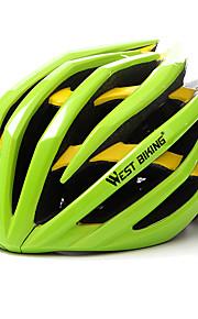 West biking Мотоциклетный шлем Скейтбординг шлем BMX Шлем Шлем CCC Велоспорт 24 Вентиляционные клапаны Легкий вес Прочный ESP+PC