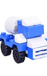 Byggeklodser Truck Legetøj Bil Køretøjer Stk. Gave