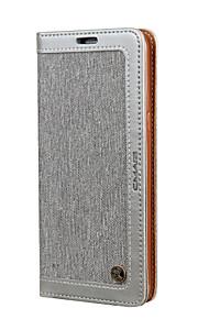 Custodia Per Samsung Galaxy S8 Plus S8 A portafoglio Porta-carte di credito Con supporto Con chiusura magnetica Effetto ghiaccio Integrale