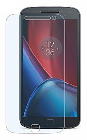 Proteggi Schermo per Motorola Moto G4 Plus Vetro temperato Proteggi-schermo frontale Alta definizione (HD) Durezza 9H Estremità angolare