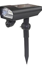 1 stk fake kamera sikkerhet solpanel kraft pir bevegelse lys outoodr svart abs vegg lys ip44 vanntett for huset