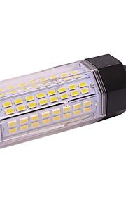 1pc 13w led corn lyser t 144 leds smd 5730 varm hvit kald hvit 1200lm 2800-3500; 5000-6500k ac85-265v e27 / e14