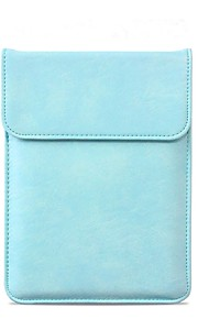 For Case Cover Wallet Full Body Case Solid Color Hard PU Leather for Universal iPad 4/3/2