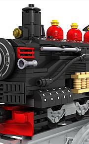 Byggeklodser Tog Legetøj Tog Stilleben Køretøjer Mode Stk.