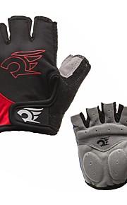 Sports Gloves Men's Women's Cycling Gloves Spring Summer Bike Gloves Skidproof Fingerless Gloves Nylon Cycling Gloves/Bike Gloves